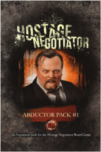 Hostage Negotiator : Abductor Pack 1